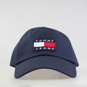 Tommy Jeans Gorra Heritage - AM0AM05953-CBK - Colección Unisex