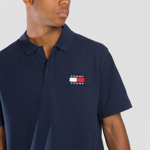 Tommy Jeans Polo Badge - DM0DM07546-C87 - Colección Chico