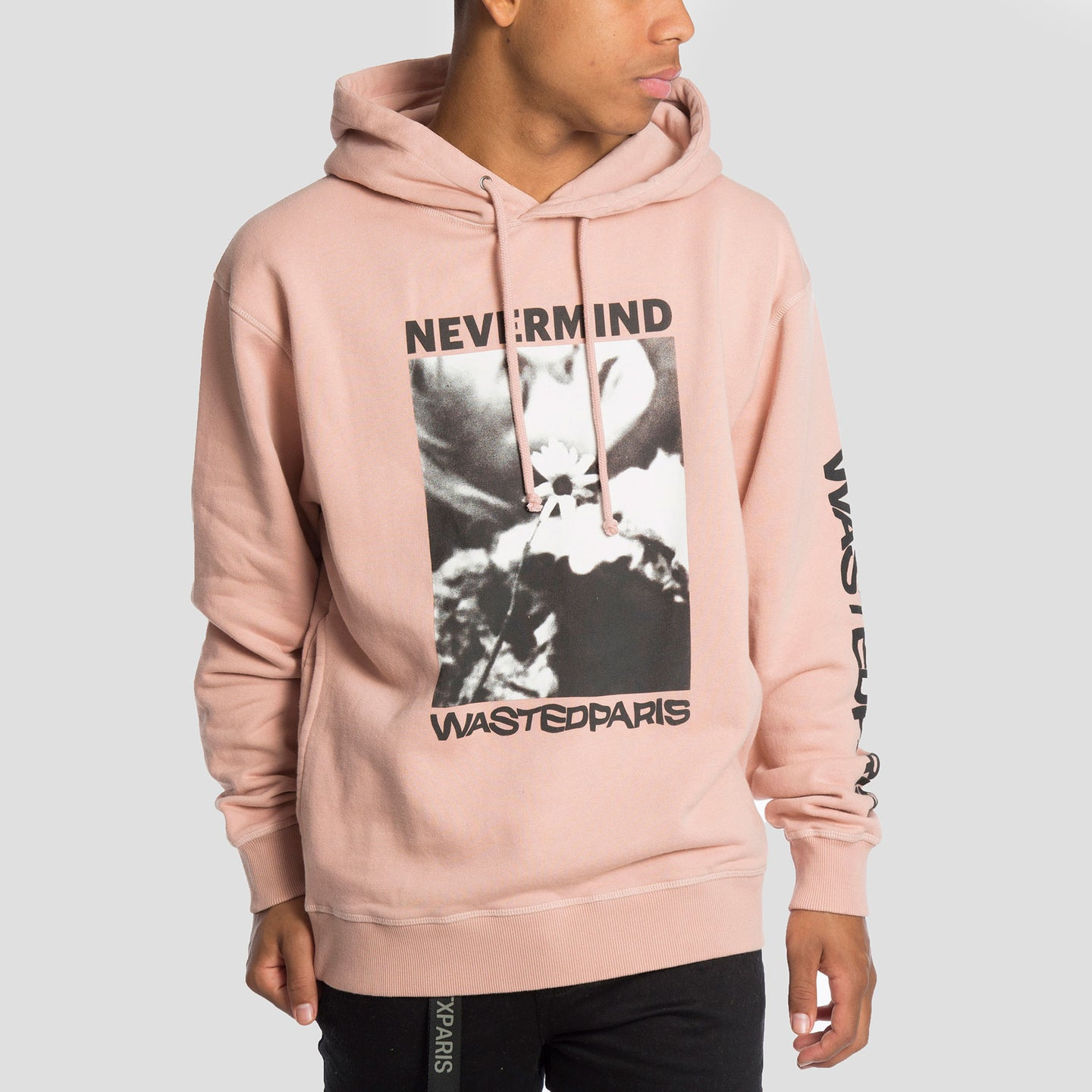 Wasted Paris Sudadera Faded Nevermind - WP-SS20-FADED - Colección Chico