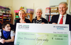 Donation to St. Catherine's School
