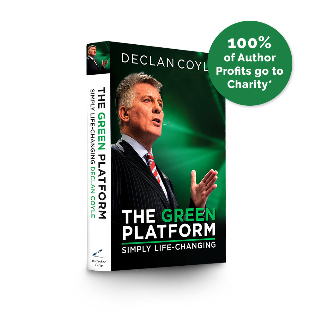 The Green Platform Book by Declan Coyle