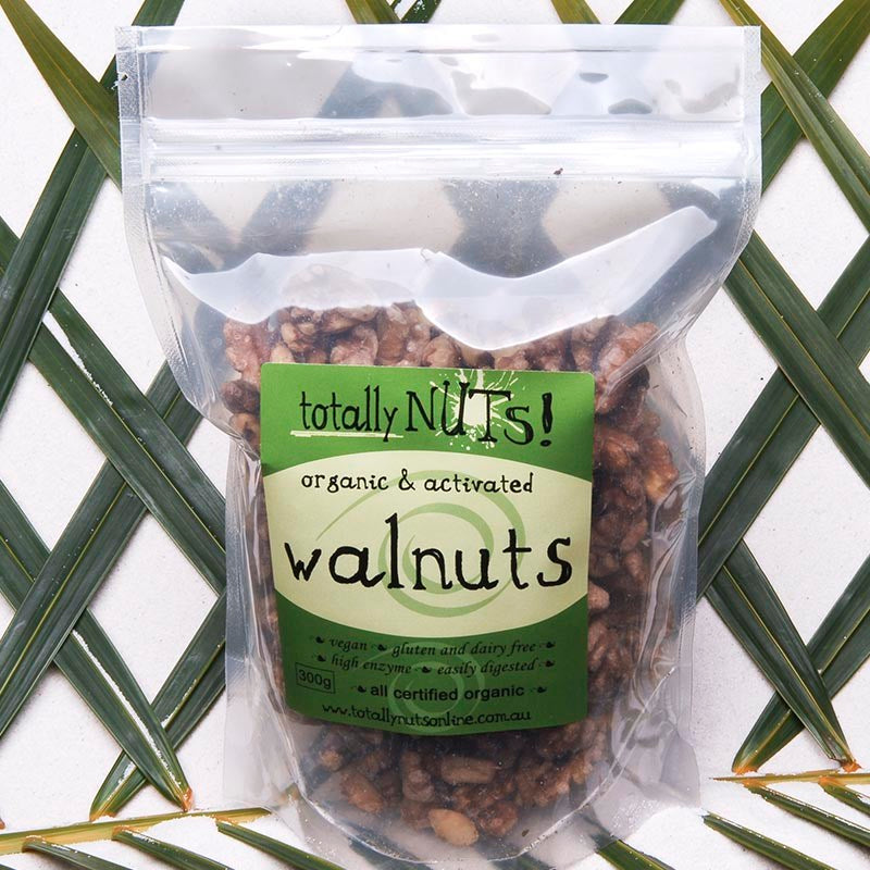 Organic Activated Walnuts from totally nuts!