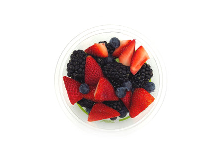 Mixed Berry Fruit Cup