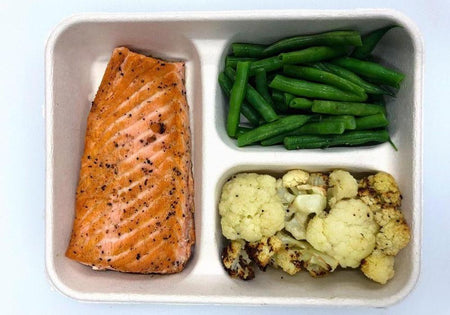 Low Carb S&P Salmon