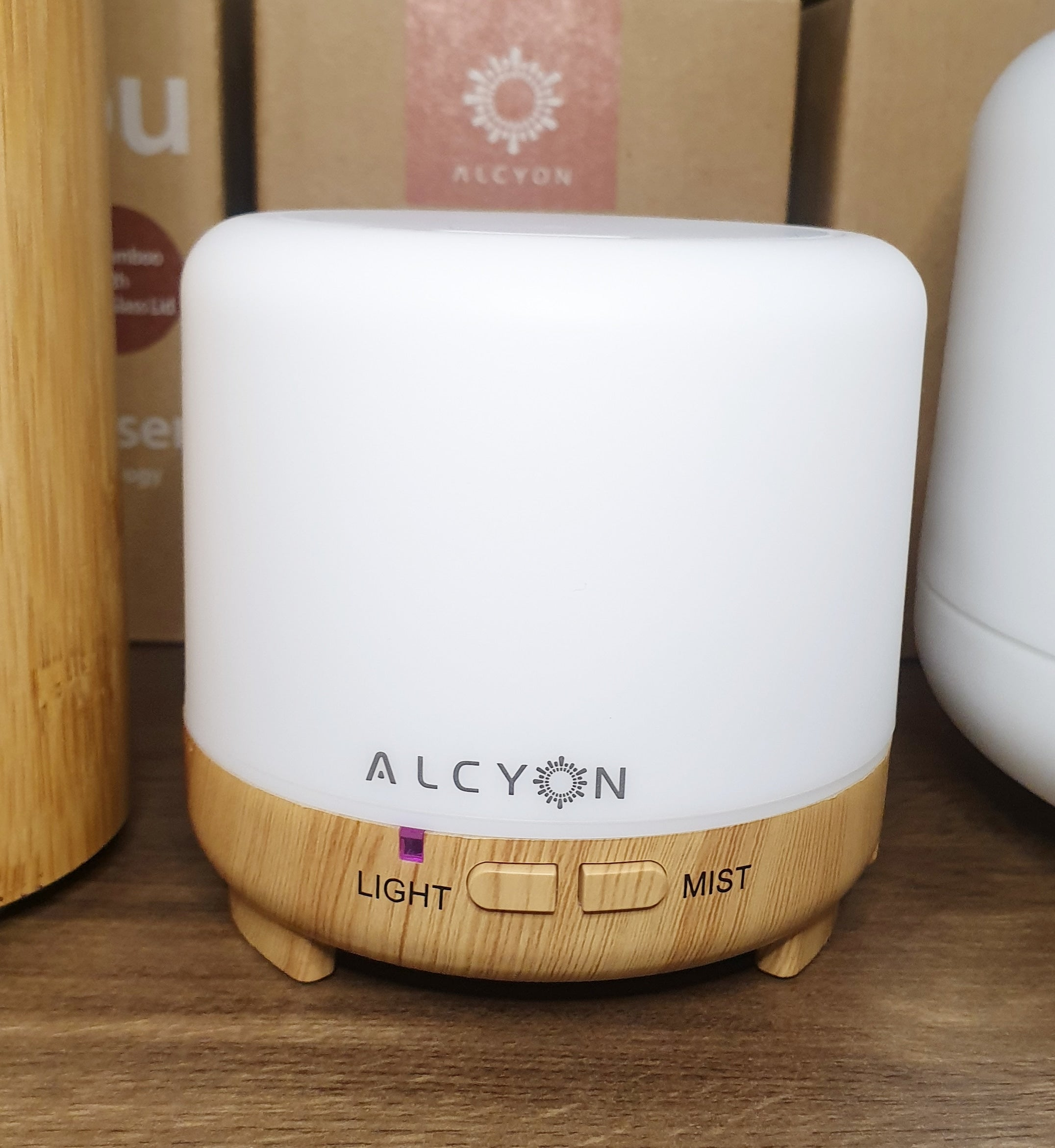 MINIKO Ultrasonic Aromatherapy Diffuser [120ml | 4+hrs]