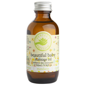 Beautiful Baby Massage Oil