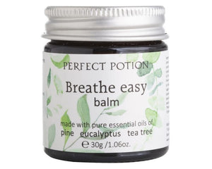 Breathe Easy Aromatherapy Balm