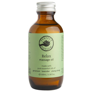 Relax Massage Oil - 100mL