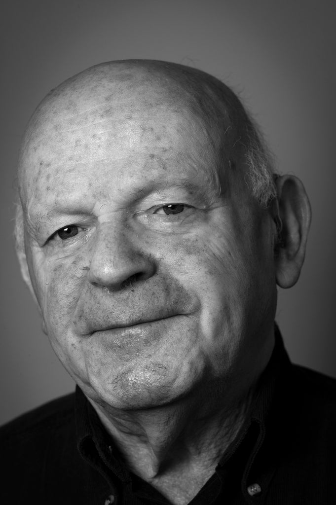 Sir Ben Helfgott - Holocaust Survivor, Captain of the British Olympic Weightlifting team 1956-1960 - Photo by Rena Pearl