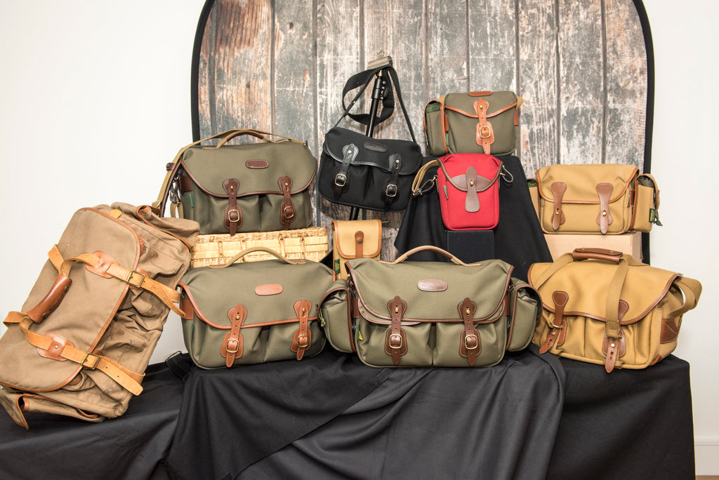 Rena Pearl's Collection of Billingham bags