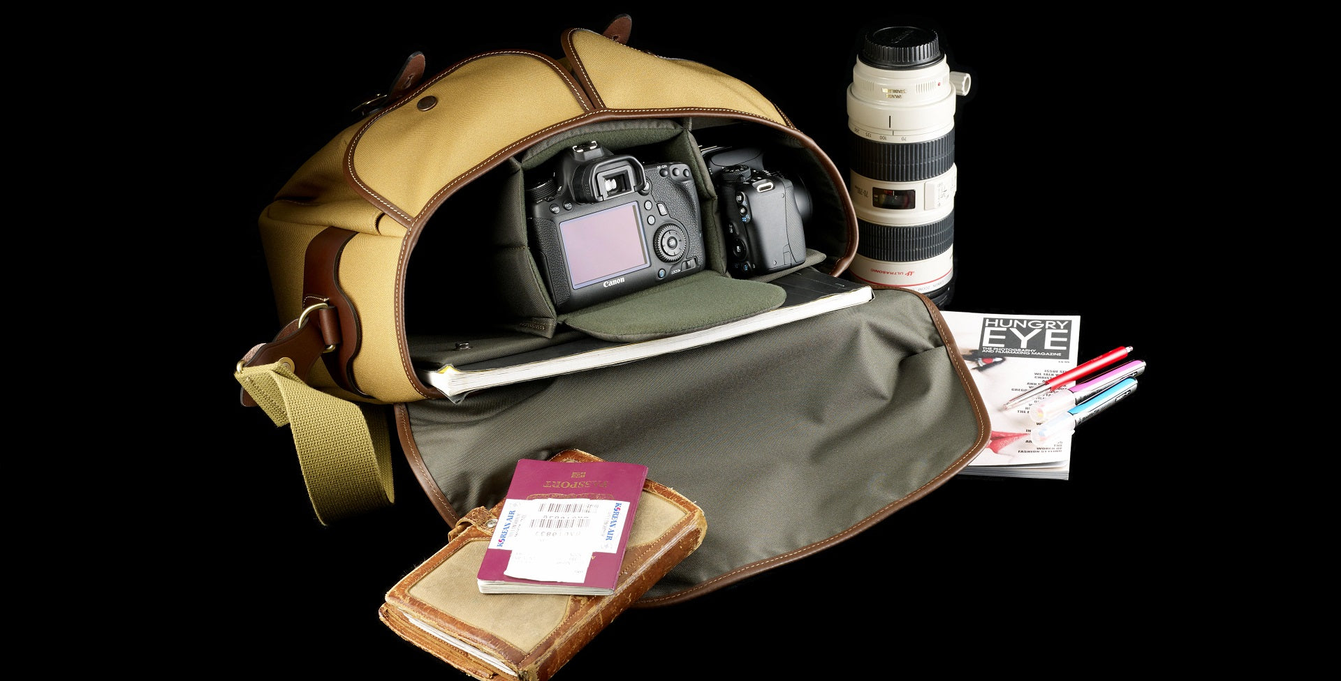 01149e026a7 Billingham Bags - Camera, Laptop & Travel Bags - Made in England