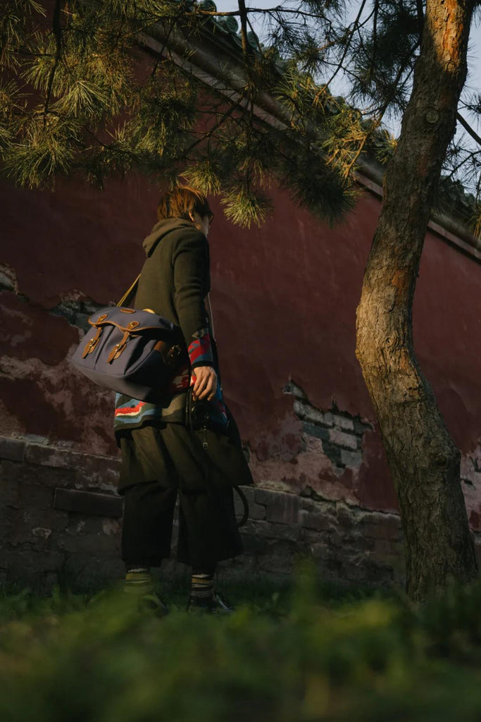 In Beijing 2021 - Photo by Liang Dong (Features Billingham Hadley One Camera Bag)