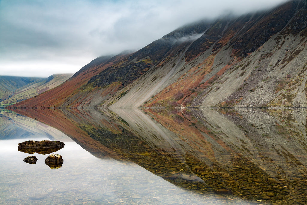 Wast Water Mirror of the Gods - Photo by Mark Gilligan