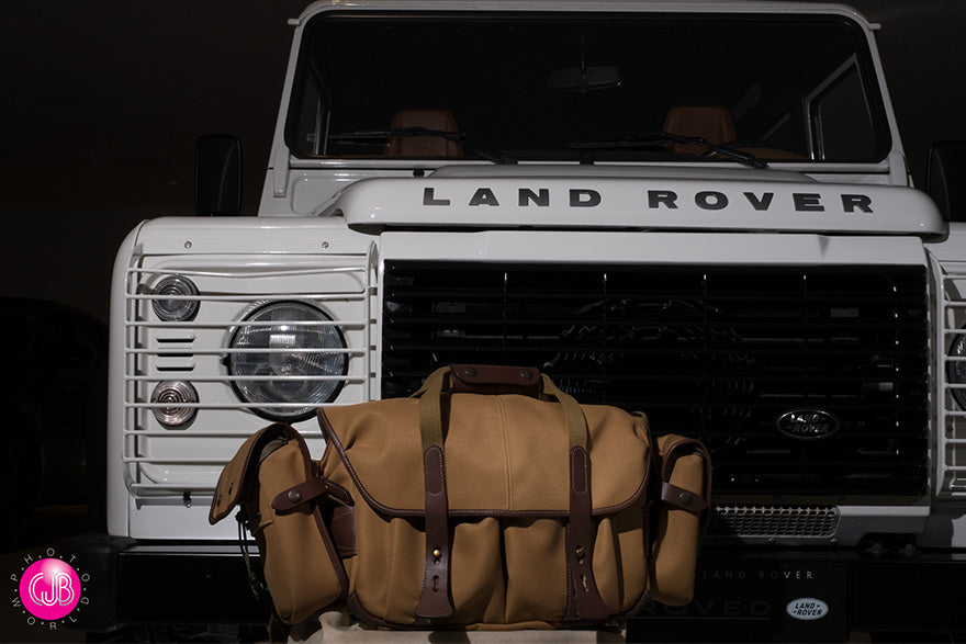 Billingham 307 and Land Rover