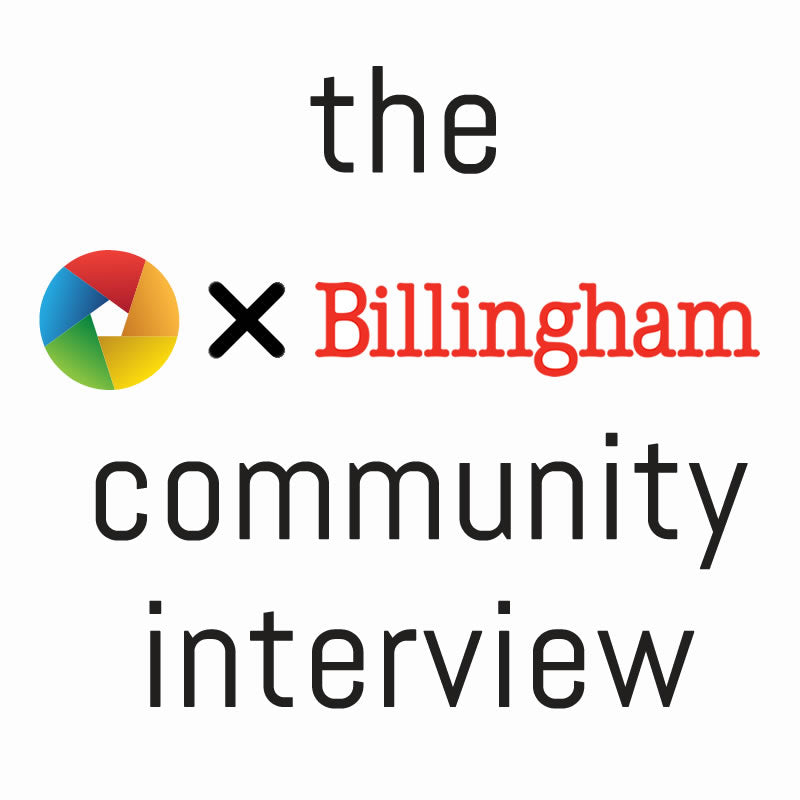 Billingham Emulsive community interview