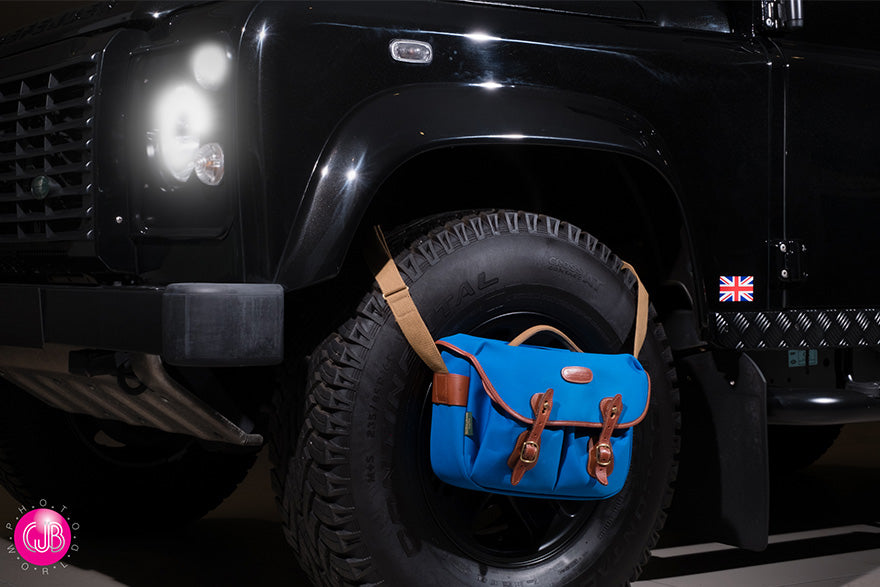 Land Rover Defender with Billingham Hadley Pro
