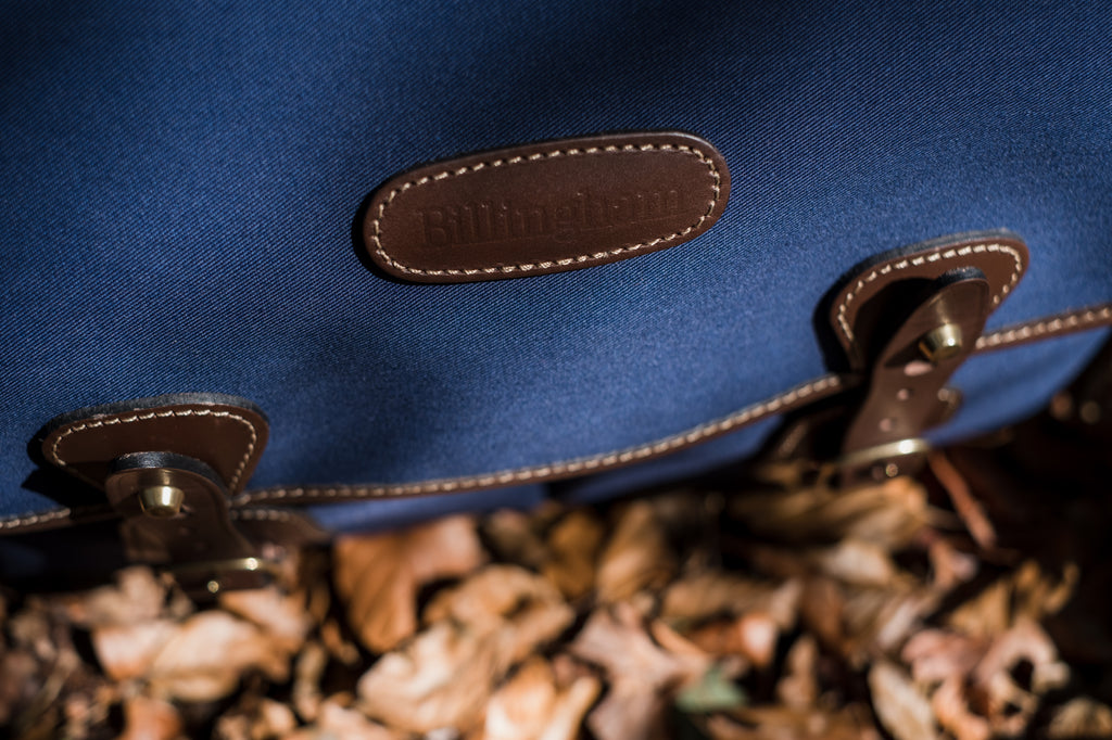 The Billingham Hadley One Camera Bag - close-up.