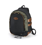 Billingham 25 Rucksack for Cameras - Black Canvas / Tan Leather