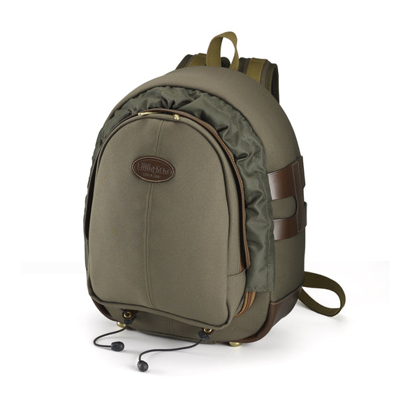 Billingham 25 Rucksack for Cameras - Sage FibreNyte / Chocolate Leather