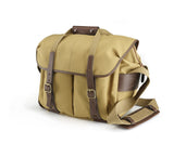 307L Khaki FibreNyte/Chcocolate Leather