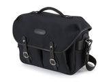 Billingham Hadley One- Black FibreNyte / Black Leather