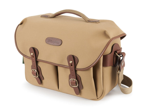 Billingham Hadley One - Khaki Canvas / Tan Leather