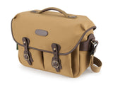 Billingham Hadley One-Khaki FibreNyte / Chocolate Leather