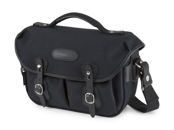 Billingham Hadley Small Pro Camera Bag - Black Fibrenyte/Black Leather
