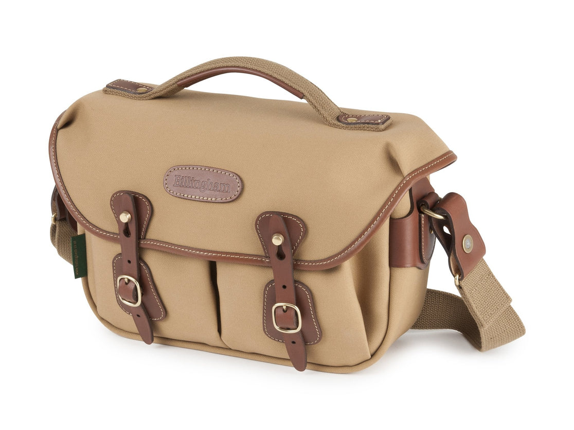 Billingham Hadley Small Pro Camera Bag - Khaki Canvas Tan Leather e18127f2b