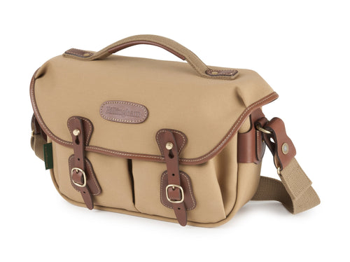 Billingham Hadley Small Pro Camera Bag -  Khaki Canvas/Tan Leather