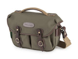 Billingham Hadley Small Pro Camera Bag -  Sage Fibrenyte /Chocolate Leather