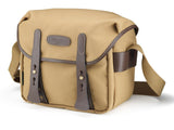Billingham f2.8 Camera Bag - Khaki FibreNyte/Chocolate leather