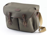 Billingham Hadley Large Camera Bag - Sage Fibrenyte/Chocolate Leather