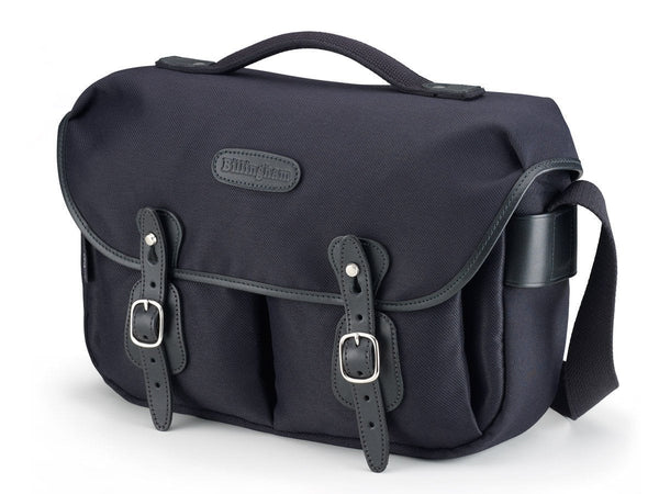 Billingham Hadley Pro Camera Bag - Black Canvas/Black Leather