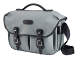 Billingham Hadley Pro Camera Bag - Grey Canvas/ Black Leather