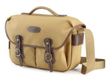 Billingham Hadley Pro Camera Bag - Khaki Fibrenyte/Chocolate Leather