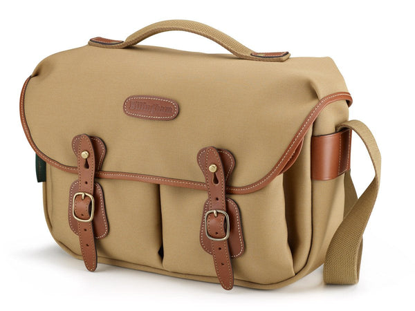 Billingham Hadley Pro Camera Bag - Khaki Canvas/Tan Leather