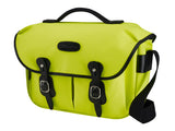 Billingham Hadley Pro Camera Bag - Neon Yellow Canvas/Black Leather