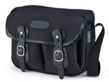 Billingham Hadley Small Camera Bag - Black Fibrenyte/ Black Leather