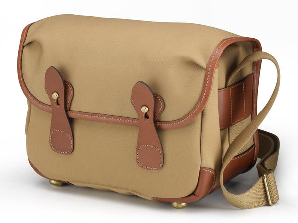 Billingham L2 Camera Bag - Khaki Canvas / Tan Leather
