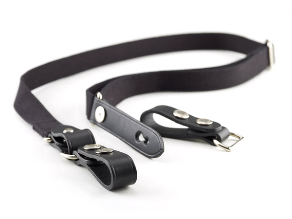 Billingham Waist Strap attachment - Black/Black