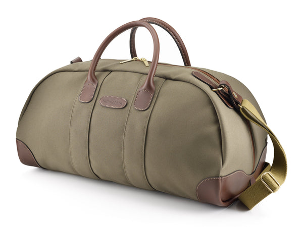 Billingham Weekender Sage FibreNyte/Chocolate leather