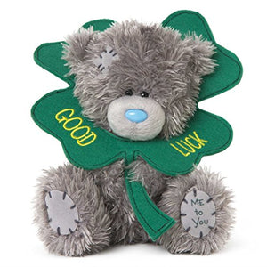 Good Luck 4 Leaf Clover - 5'' Bear