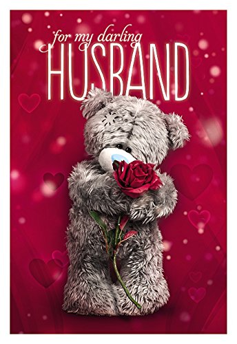 Husband Anniversary Card (3D Holographic)