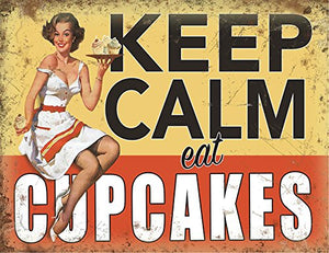 Keep Calm Eat Cupcakes (Small)