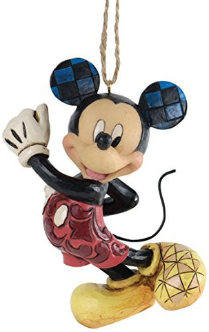 Modern Day Mickey Mouse Hanging Ornament