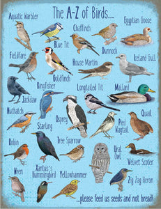 The A-Z of Birds (Small)