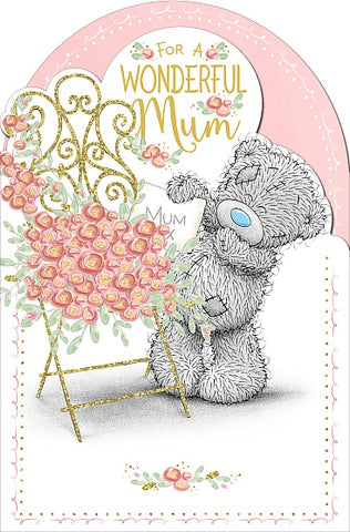 For a wonderful Mum - Mother's Day Card