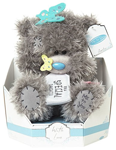 Special Daughter Message - 9'' Bear