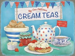 Cream Teas (Small)